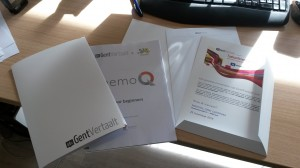 memoQ-training: documenten